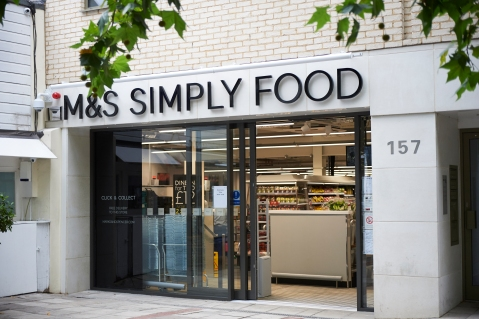 M&S Wanstead, London store launch 23 August 2018